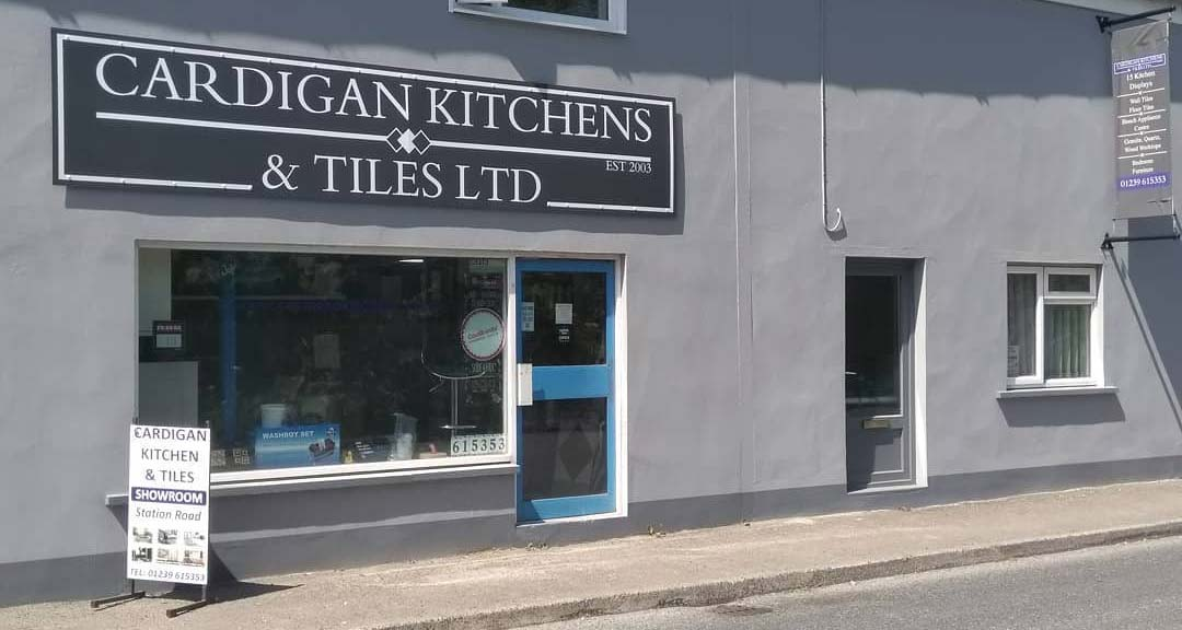 cardigan kitchens & tiles shop