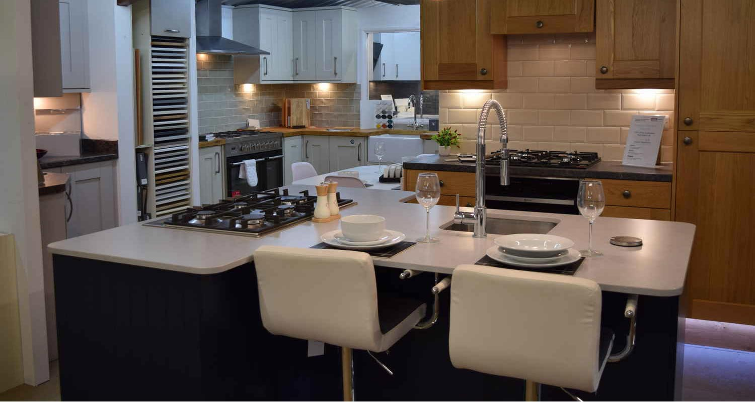 Cardigan Kitchens Showroom